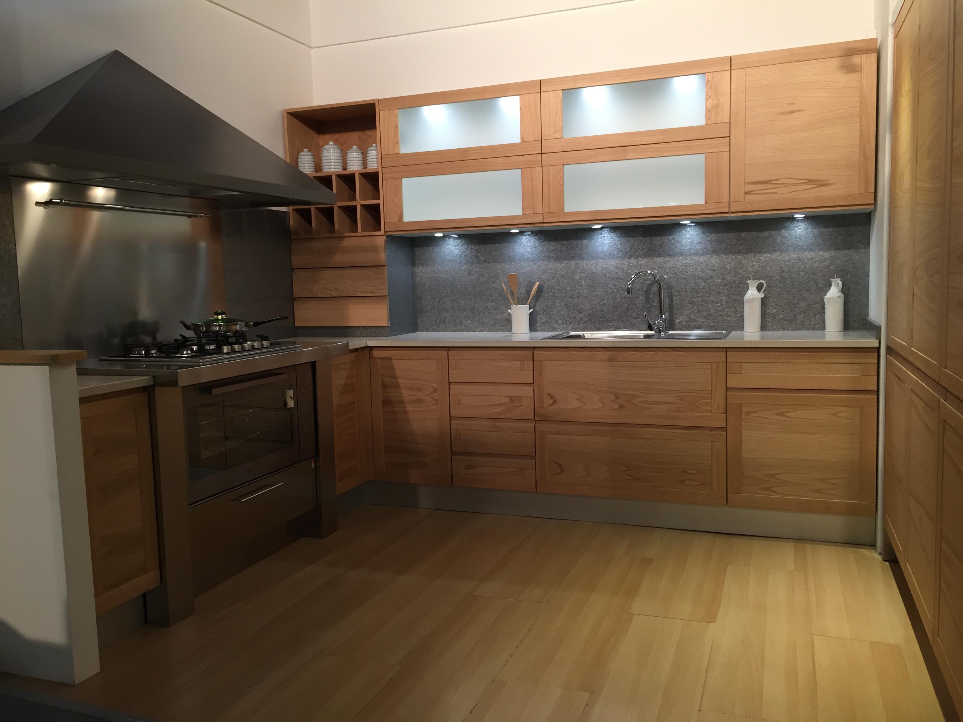 Cucine tradizionali - Phenix castagno: S4 Salima, cucine su ...